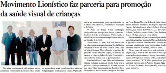 parceriaLionsClube